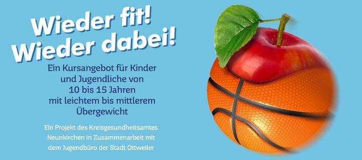 Wieder fit! Wieder dabei! Ein Projekt des Kreisgesundheitsamtes Neunkirchen